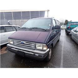 1996 Ford Aerostar