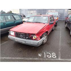 1990 Volvo 740GL