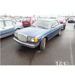 1983 Mercedes-Benz 300CD