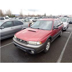 1998 Subaru Outback