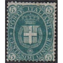ITALY #52 MINT NH *EXTREMELLY SCARCE* WITH CERTIFICATION