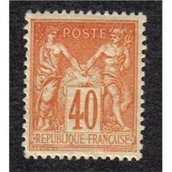 France #95 VF H