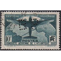 France #C17 *PERFIN (BP)* Used select