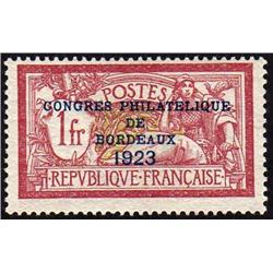 France #197 VF-LH  SELECT,YVERT CAT-460EUROS
