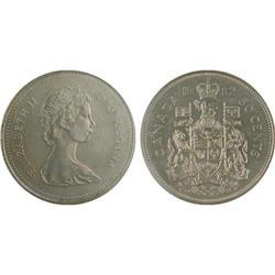 50¢ Canada 1982 MS64 ICCS
