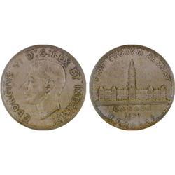 $1.00 Canada 1939 MS64 ICCS