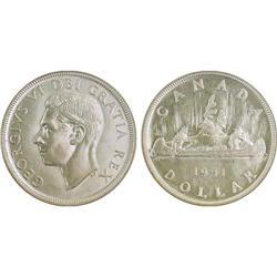 $1.00 Canada 1951 PL66 PCGS