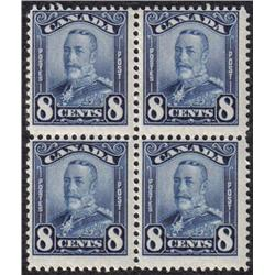 #154 MINT- NH BLOCK 4