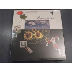 SEALED SOUVENIR COLLECTION #38 YEAR 1995 C$80,00
