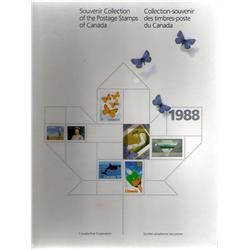 SEALED SOUVENIR COLLECTION #31 YEAR 1988 C$45,00