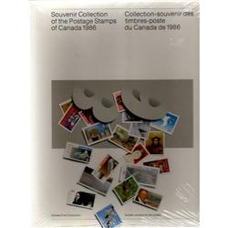 SEALED SOUVENIR COLLECTION #29 YEAR 1986 C$45,00