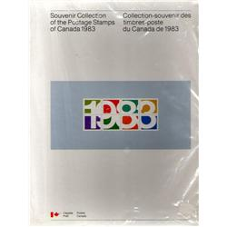 SEALED SOUVENIR COLLECTION #26 YEAR 1983 C$55,00