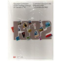 SEALED SOUVENIR COLLECTION #25 YEAR 1982 C$45,00
