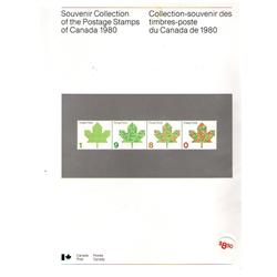 SEALED SOUVENIR COLLECTION #23 YEAR 1980 C$30,00