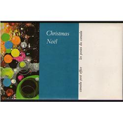 THEMATIC COLLECITON #4 YEAR 1970 CHRISTMAS