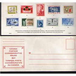 SOUVENIR ARTICLE #2 YEAR 1960 WITH THE ENVELOP