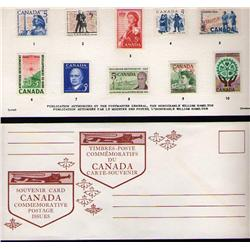 SOUVENIR ARTICLE #4, 5 & 6  YEAR 1962, 63 & 64 WITH THE ENVELOP