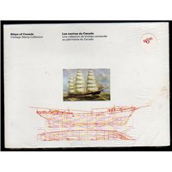 THEMATIC COLLECITON #13 YEAR 1978 *SHIPS OF Canada* SEALED