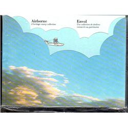 THEMATIC COLLECITON #21 YEAR 1983 *AIRBORNE* SEALED AIRPLANE COLLECTION