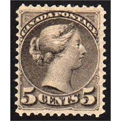 #42 F-VF HR SMALL QUEEN C$130,00