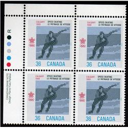#1130i XF-NH LL BL4 *FLUORESCENT FACE PAPER VARIETY*