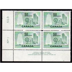 #334ii+iii XF-NH VARIETY *LEFT VERTICAL + BOTTOM FRAME LINE RETOUCHED*