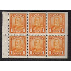 #149a-150a VF-NH BOOKLET PANE OF 6 C105,00
