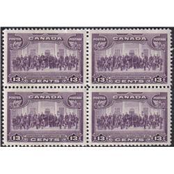 #224 XF-2NH 2LH SELECT BLOCK 4 C$48,00