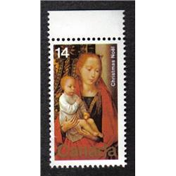 #774var XF-NH *DOUBLE PRINT OF *14 CHRISTMAS NOEL*