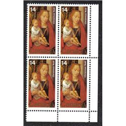 #774var XF-NH LR *DOUBLE PRINT OF *14 CHRISTMAS NOEL*