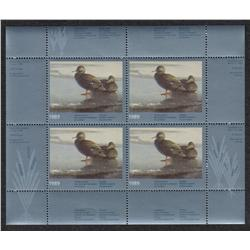 #DQ-4 XF-NH BLACK DUCK BOOKLET 4 C$100,00 COME WITH THE COVER TO PROTECT THE BOOKLET