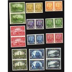 #149b - #159a IMPERF PROOF PAIRE SET