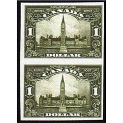 #159a XF IMPERF PROOF PAIR *THE PARLIAMENT*