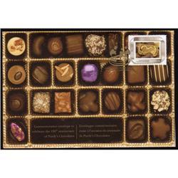2007 CHOCOLATES PURDY'S 100TH ANNIVERSARY