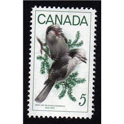 #478var XF-NH *DOUBLE PRINT BIRD VARIETY ERROR*