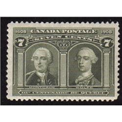#100 VF-XF-NH GUM SIDE IS A PERFECTION  JUMBO MARGIN