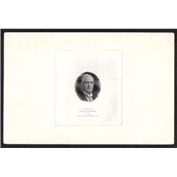 BANK OF MONTREAL DIE PROOF OF MR. JACKSON DODDS - X-V-145