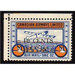 #CL42 XF-LH CANADIAN AIRWAYS LTD.
