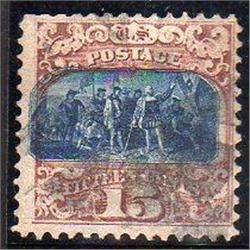 USA #119 VF USED C$275,00