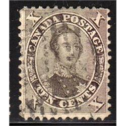 #17 F-VF USED C$150,00 BROWN SHADE