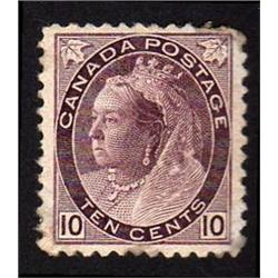 #83 XF NH BROWN VIOLET SHADE C$1800,00