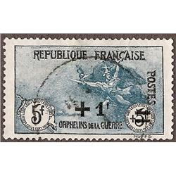 France USED #B19 (Yvert #169) XF SON CDS SELECT CHOICE CAT170€