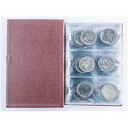 Coin Stock Book - 60 Canada Nickel Dollars