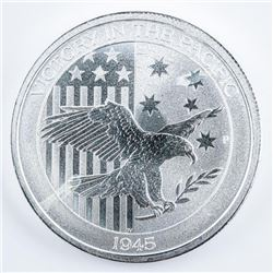 Victory in the Pacific .999 Fine Silver 50  Cent Coin
