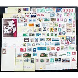 Estate Stamp Cover Lot.