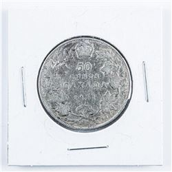 1911 CAD Silver 50 Cents