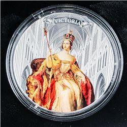 RCM 2019 200th Anniversary Birth Queen .999  Fine Silver $50.00 Mintage 1000, 5oz ASW