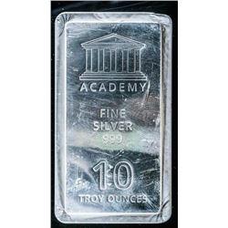 Collector Bullion Serialized, 10oz.999 Fine  Silver Bars
