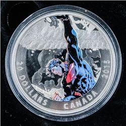 RCM DC Comics, Superman Unchained #2 .999  Fine Silver $20.00