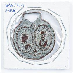Quebec Watch Fob George V